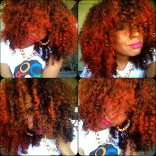 Light Brown Temporary Hair Color Spray Jerome Russell B Wild Spray Tiger Orange Pictorial I Rock My