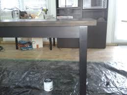 repeindre une table de cuisine en bois peindre une table salle a manger 10 messages décoràlamaison