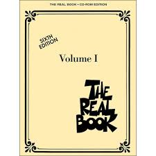 hal leonard the real book volume 1 sixth edition c instruments cd