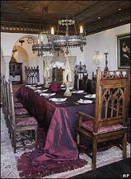 Best Dreadful  Delightful Dining Images On Pinterest Dining - Gothic dining room table