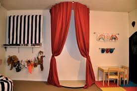 how to build a frame for stage curtains window living room