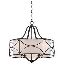 Orb Ceiling Light Designers 88684 Orb Avara 4 Light 24 Inch Rubbed