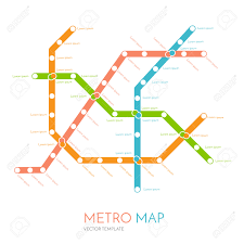 Toronto Subway Map Transit Subway Map My Blog