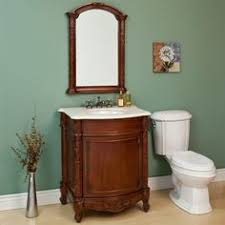 Golia 60 Vanity This Ready To Assemble Heritage Cherry Vanity Cabinet Base With