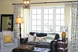 Grommet Burlap Curtains Endearing Grommet Burlap Curtains Decor With Burlap Shade