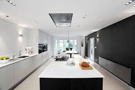home design modern kitchen design with stunning classy white