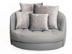 Round Armchairs Oversized Lounge Oval Chair Oversized Round Swivel Chair With