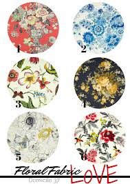 Floral Prints by Fabric Love Floral Prints 2015 Domicile 37