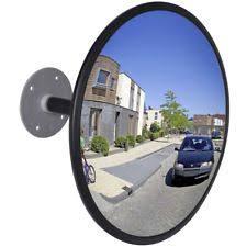Blind Corner Mirror Convex Security Mirror Ebay