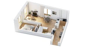 small floor plan 40 more 1 bedroom home floor plans
