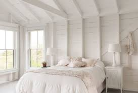 10 ways with almost all white bedrooms
