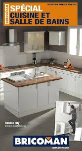 cuisine bricoman meuble haut cuisine bricoman idée de modèle de cuisine