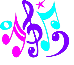 music notes clipart clipartxtras