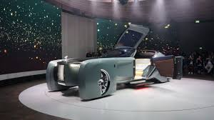 rolls royce vision 100 what we learned about the amazing rolls royce next 100 concept