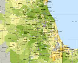 Chicago By Zip Code Map by Negative Equity In The Chicago Area Real Estate Market Getting Real