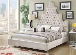Tufted Headboard Bed Classic Bed Tufted Headboard