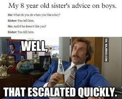 Chive Memes - escalated quickly funny meme 29 funny memes funny pictures