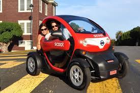 nissan armada quad cities nissan testing living ev v2g mini scoots u0026 sharing auto
