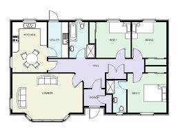 floor plans maker make a house floor plan ideas the