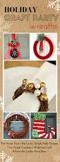 red berry and pinecone christmas wreath u2014 weekend craft