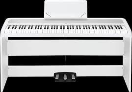 Comment Choisir Un Piano B1 Coloris Wh Blanc Piano Numérique Meuble 88 Touches