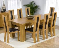 Oak Extending Dining Table And 8 Chairs Astounding Palermo Oak Dining Table 200cm 8 Santander Chairs On