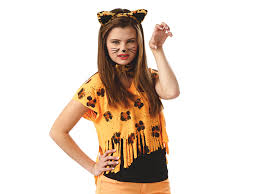 Leopard Costumes Halloween Minute Halloween Costume Ideas Glue String
