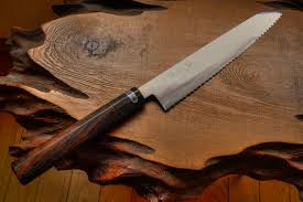 bread knives japanese hand forged