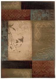 Amazon Oriental Rugs Amazon Com Oriental Weavers Hudson 040a1 Area Rug 5 U00273 X 7 U00276