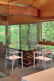 Glass Top Dining Tables With Wood Base 101 Best Tables Images On Pinterest Dining Tables Coffee Tables