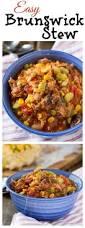 Stew Ideas Easy Brunswick Stew Recipe Spicy Southern Kitchen