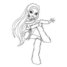 High Characters Coloring Pages Top 27 Monster High Coloring Pages For Your Little Ones by High Characters Coloring Pages