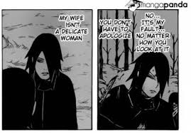 sasuke and sakura sasuke and explained by the fandom