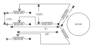 starting methods for polyphase induction machine electrical