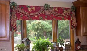 curtains graceful red kitchen curtains walmart notable red
