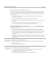 hairylist resume objective samples free sample templates master