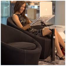 Laptop Desk For Sofa by Lounge Book Freestanding Recliner Laptop Stand Lounge Tek