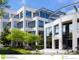 modern corporate office building royalty free stock photos image