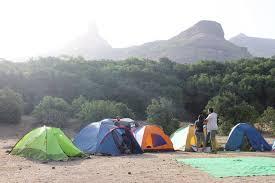 Hanging Tent by Sandhan Valley Hanging Tent Rappeling Trekking Valley Crossing