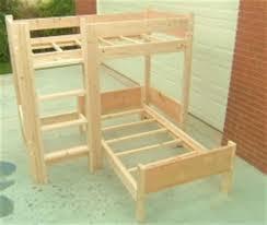 2x4 Bunk Beds 2x4 Bunk Bed Intersafe
