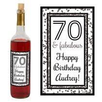 silver wine bottles shop custom personalized wine bottle labels shindigz shindigz