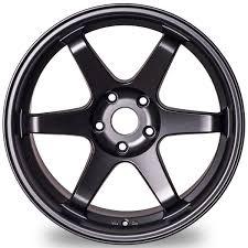 subaru matte black miro wheels miro 112 custom vw wheels 5x100 wheels custom