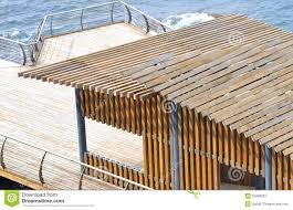 tetto padiglione tetto di legno padiglione immagine stock immagine 25098937