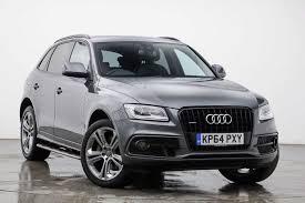 Audi Q5 65 Plate - used audi q5 grey for sale motors co uk