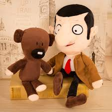 jeux de cuisine mr bean 1pc 30m mr bean teddy doll plush toys birthday