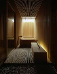 relaxing bathroom decorating ideas bathroom totally clad with light wood with lights look