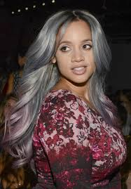 burgundy hair on a latina 20 gray hair looks that will give you serious silver do envy