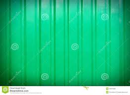 green corrugated fence stock photos image 33619083