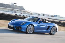 2015 porsche boxster cayman gts first drive motor trend