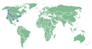 New Zealand On World Map Simple Map For Orders And Store Locations U2013 Ecommerce Plugins